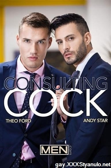 Theo Ford, Andy Star - Consulting Cock Part 3  [HD]