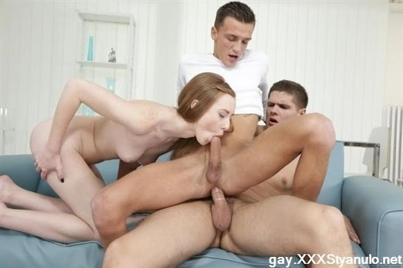 Linda Sweet, Peter, Tomas Fuck - Can I Watch [HD]