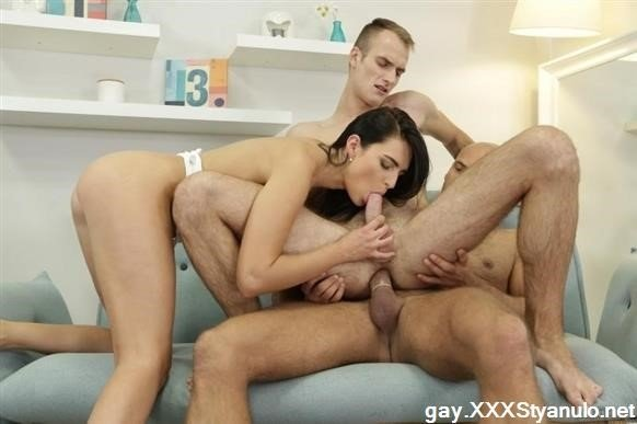 Leanne Lace, Thomas Friedl, David - Bi Curious 07 [HD]