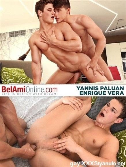 Enrique Vera, Yannis Paluan - Condom Free Enrique And Yannis [HD]